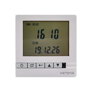 无线温控面板