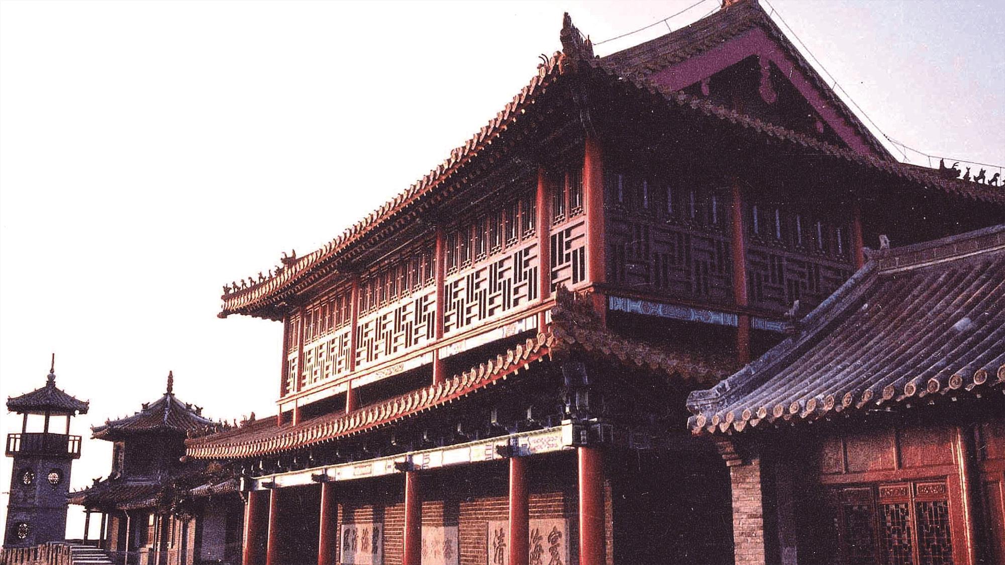 济南齐鲁园林古建筑工程公司