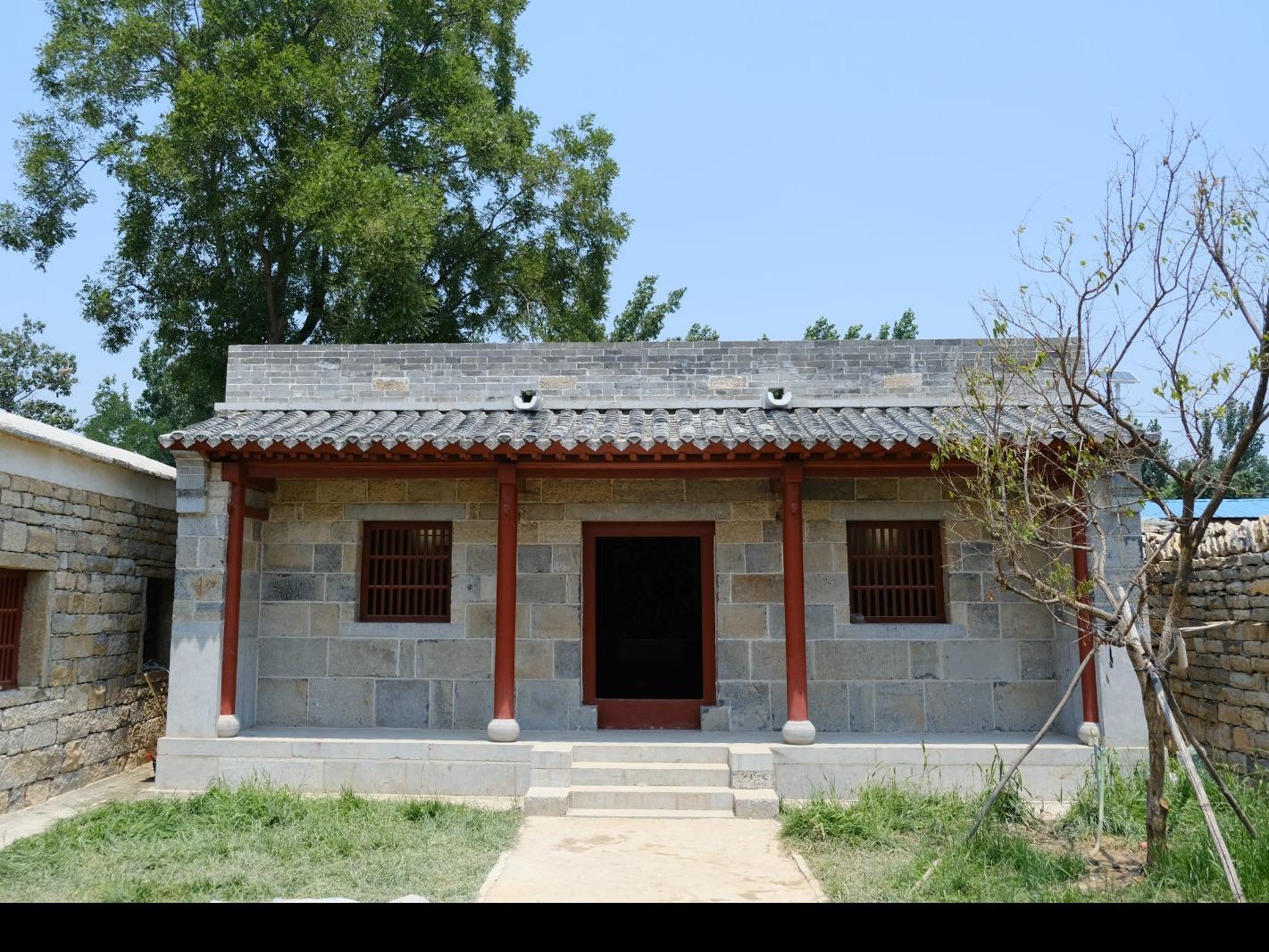 平阴县政府诞生地